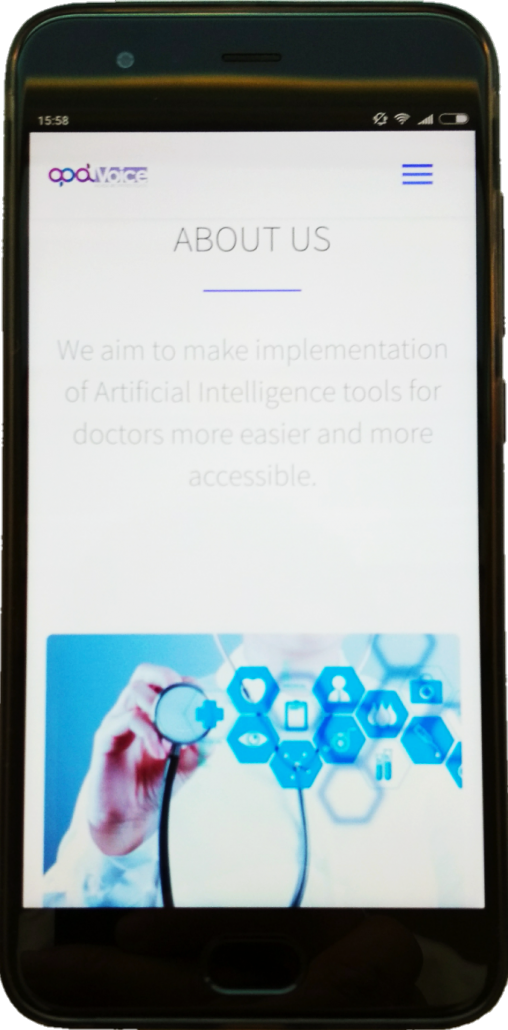 mobile healthcare inspection